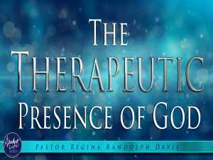 The Therapeutic Presence of God