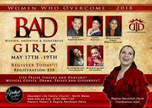 Bad Girls Conference 2018